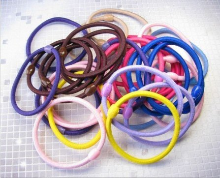 wholesale-Free-shipping-200-pieces-Hair-Elastic-Ties-Ponytail-Holder-color-elastic-hair-band