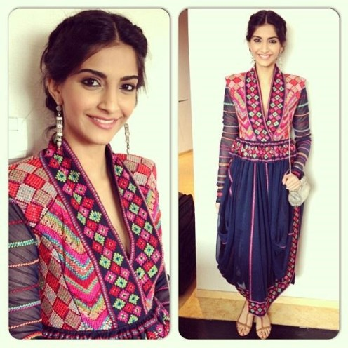 5 times Sonam Kapoor proved she's the coolest bride ever 21